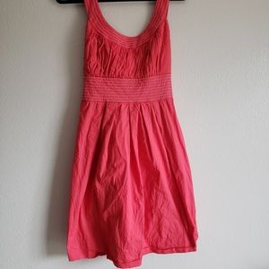 🍁2/18$ Peach Maurices Dress